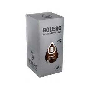 Pack 12 sobres Bebidas Bolero Coco
