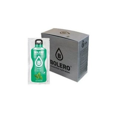 Pack 24 Sobres Bolero Drinks Sabor Menta