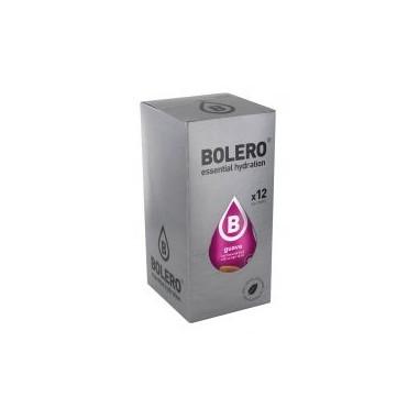Pack 12 Sobres Bolero Drinks Sabor guayaba