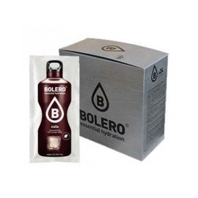 Pack 24 sobres Bebidas Bolero Cola