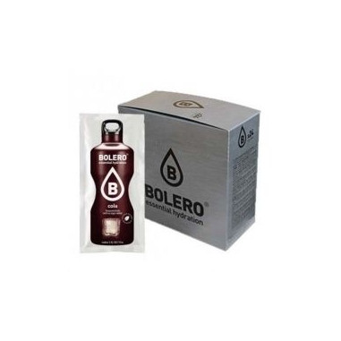 Pack 24 Sobres Bolero Drinks Sabor cola