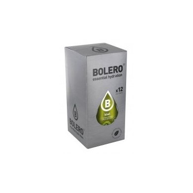 Pack de 12 Sobres Bolero Drinks Sabor Kiwi