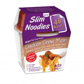 Slim Pasta Noodles com Frango Chow Mein 250 g