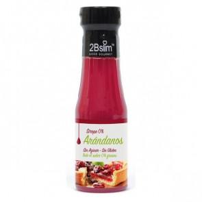 Sirope de Arándanos 0% 2bSlim 250 ml