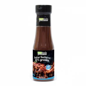 Smart Foods 0% Molho BBQ 350 ml