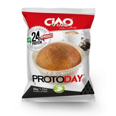CiaoCarb Plain Sweet Protoday Stage 1 Muffin
