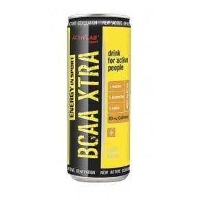 Activlab BCAA Xtra Drink + Caffeine Apple Flavour 250 ml