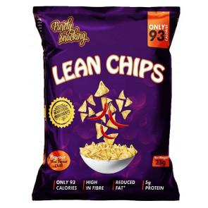 Lean Chips (Nachos Proteinados) Thai Sweet Chilli 23 g Purely Snacking
