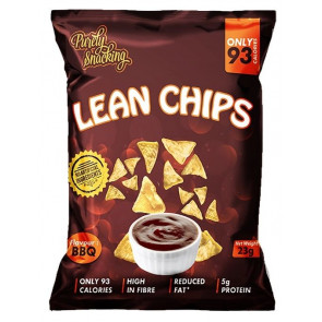 Lean Chips (Nachos de Proteina) Barbacoa 23 g Purely Snacking