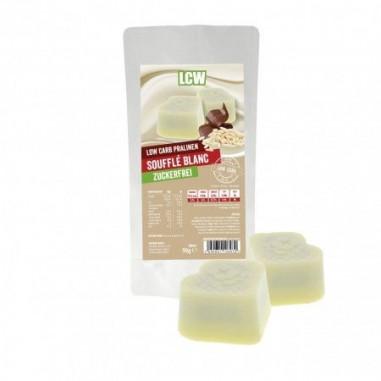 Chocolats blancs low-carb 90 g LCW