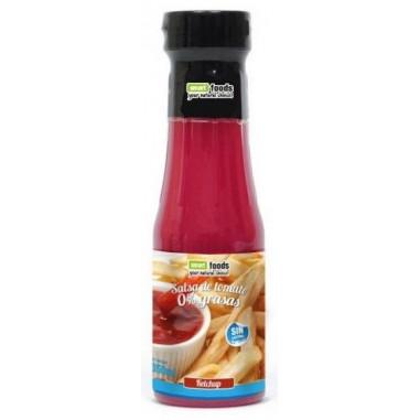 Smart Foods 0% Molho Tomate Ketchup 350 ml