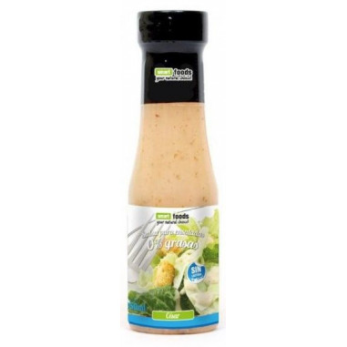 Smart Foods 0% Molho César 350 ml