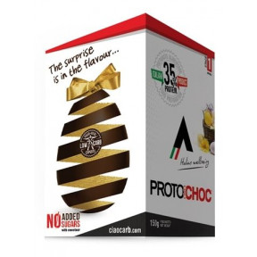 CiaoCarb Easter Egg Proto Ovo Choc Stage 1 Chocolate