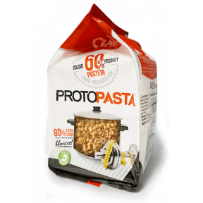 CiaoCarb Tubetti Protopasta Stage 1 Pasta 300 g 6 individual bags 50 g