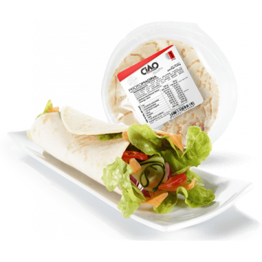 Tortillas CiaoCarb Protopiadina Fase 1 100g (2x50g)