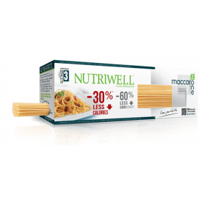 Pasta Larga CiaoCarb Maccarozone Fase 3 Spaghetti 500 g