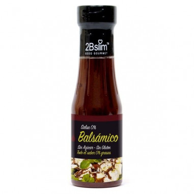 2bSlim 0% Balsamic Sauce 250 ml