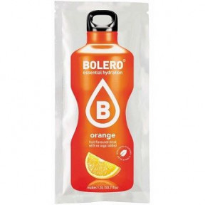 Boissons Bolero goût Orange 9 g