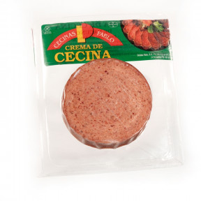 Crema de Cecina 80g Cecinas Pablo