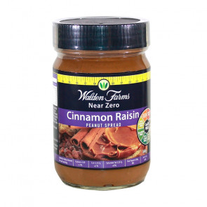 Walden Farms Cinnamon Raisin Peanut Spread 340 g