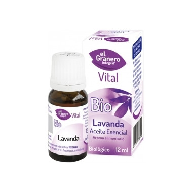 Lavender Essential Oil, 12 ml