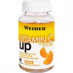 Vitamin C Up de Weider 84 gominolas