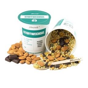 Céréales Lowcarb Croustillants avec muesli et amandes 90 g Fitmeals