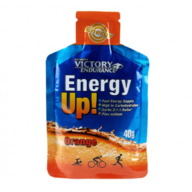 Energy Up! Gel 40 g Victory Endurance laranja