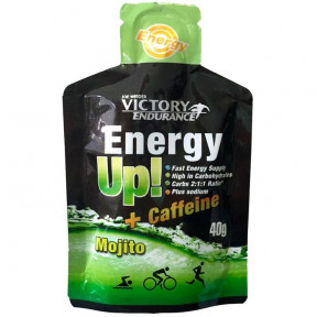 Energy Up! + Cafeína Gel 40 g Victory Endurance mojito