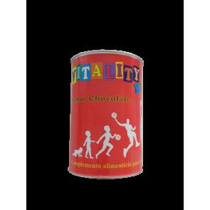 Protèina Vitality Kids de Caseinato de Càlcio 500 g sabor chocolate