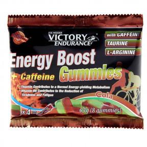 Energy Boost + Caféine Bonbons 64g Victory Endurance Cola