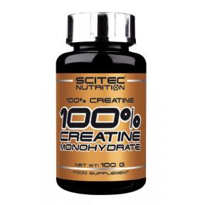 100% Creatine Monohydrate 100g Scitec Nutrition