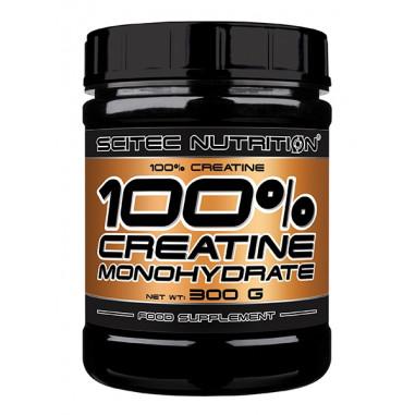 100% Creatine Monohydrate 300g Scitec Nutrition