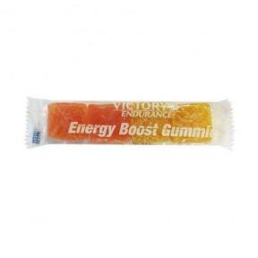 Energy Boost Gummies 32g Victory Endurance Lemon Orange Strawberry