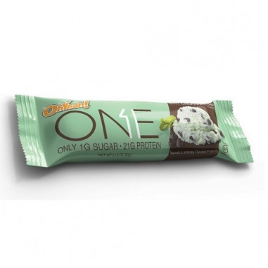 Oh Yeah! ONE Mint with Chocolate Chips 60 g