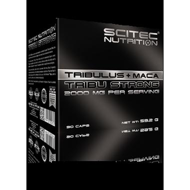 Scitec Nutrition Tribu Strong Tribulus + Maca 90 Cápsulas