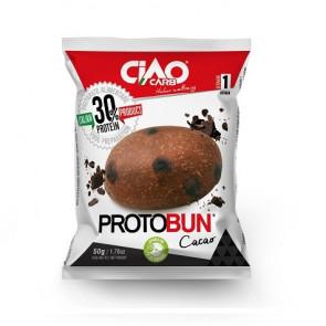 CiaoCarb Protobun Phase 1 Cacao 1 unité 50g
