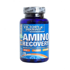 Amino Recovery 120 Capsules Victory Endurance