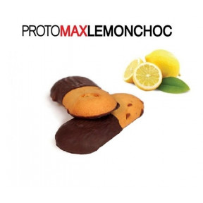 Biscuits CiaoCarb Protomax Lemonchoc Phase 1 Vanille-Citron et Chocolat 42 g