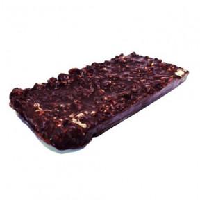 Turrón Baluchard de Chocolate sin Azúcar Añadido 160 g La Baluga Fit