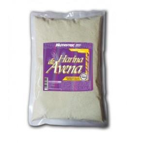 Harina de Avena Platinum Pro 1 kg Nutrytec