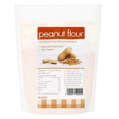 Amendoim Farinha Sukrin 250 g