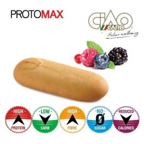 Pack de 10 Galletas CiaoCarb Protomax Fase 1 Frutos del Bosque