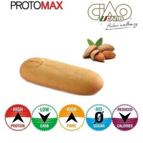 Pack de 10 Biscuits CiaoCarb Protomax Phase 1 Amandes