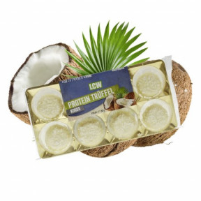 Trufas Proteicas sabor Coco LCW 80 g