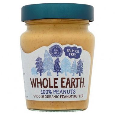 Beurre de Cacahuete Doux Bio Whole Earth 227 g