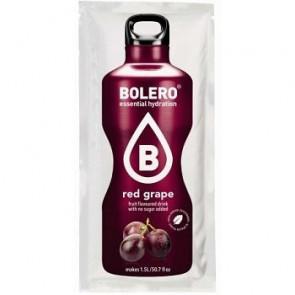 Bolero Drinks Uva Vermelha 9 g