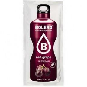 Bebidas Bolero sabor Uva Roja 9 g