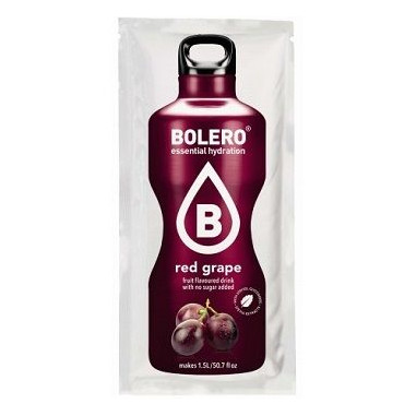 Bolero Drinks Sabor Uva Vermelha