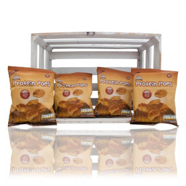 Pack de 36 Protein Pops Barbecue